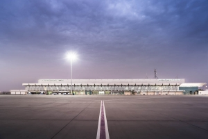 Al Ain International Airport Freight and Catering Expansion